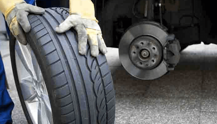 tires repair replacement